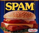 SPAM, and this image, are registered trademarks of Hormel Foods Corporation.