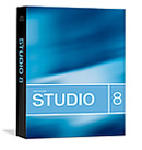 Macromedia Studio 8 box